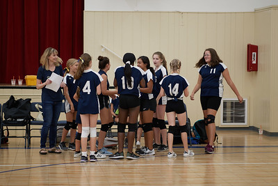 Hillcrest Christian Middle School Volleyball