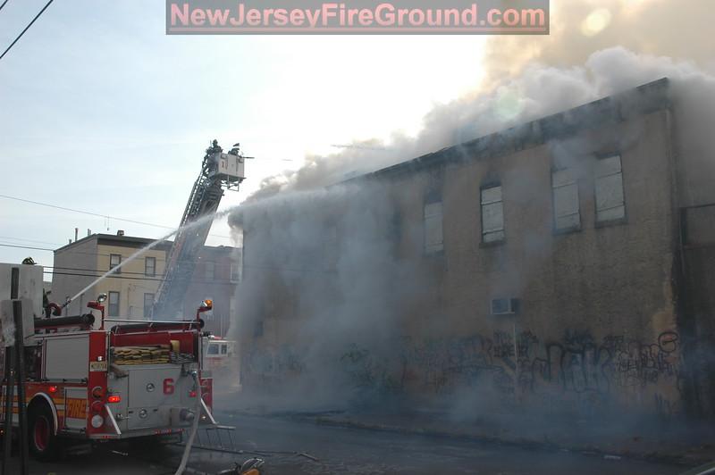 11-2-2008(Camden County)CAMDEN 601 S. 4th St- 2dn Alarm Building