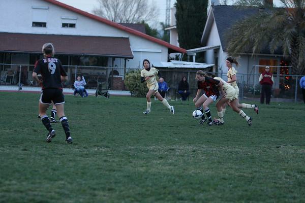 Girls soccer 12-30-2010