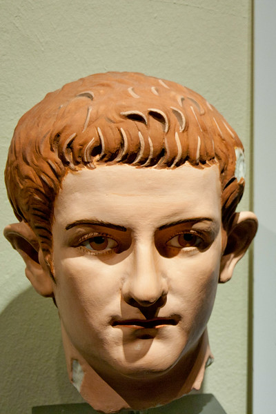 Alexander, painted