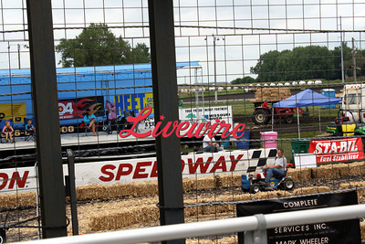 Lawn Mower Races 2012