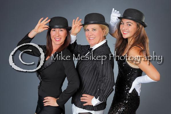 Joann, Kristan and Lauren