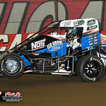 Chili Bowl Nationals - Monday Qualifying Night - 1/11/21 - Tommy Hein