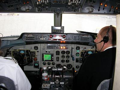 Flying for Amemer