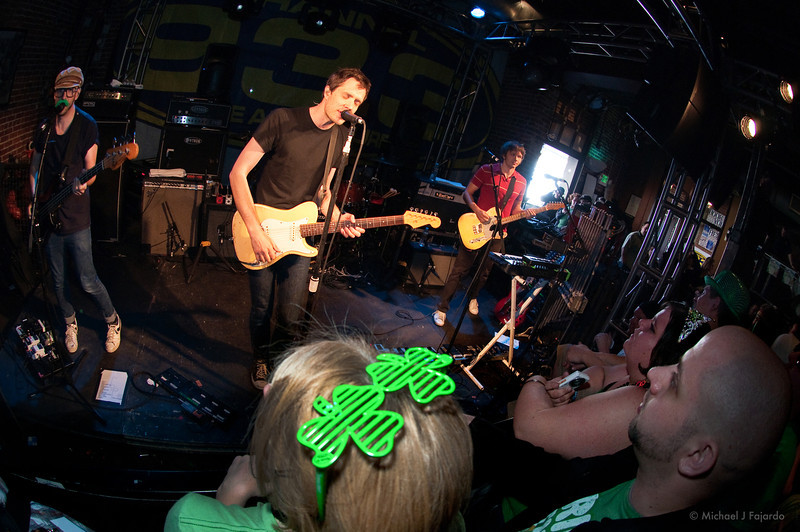 OK Go  93.3 KTCL 2011 Kegs and Eggs St. Patrick's Day Denver, CO March 17, 2011
