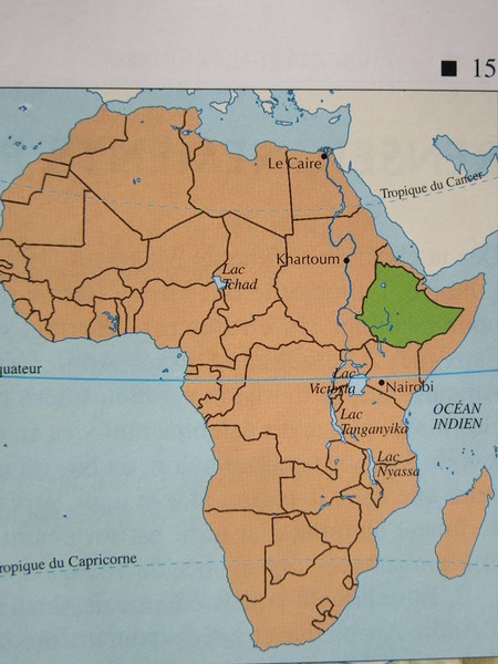 001_Ethiopia. Located in the Horn of Africa. Tenth-largest country in Africa. Twice France size.JPG