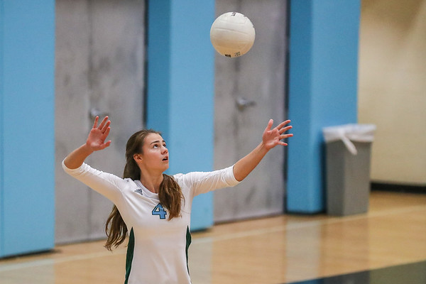 Ransom Everglades Girls' Volleyball, 2017