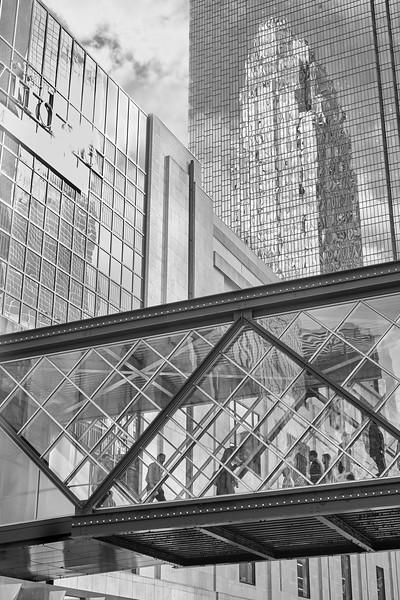 Skyway over Nicollet Mall
