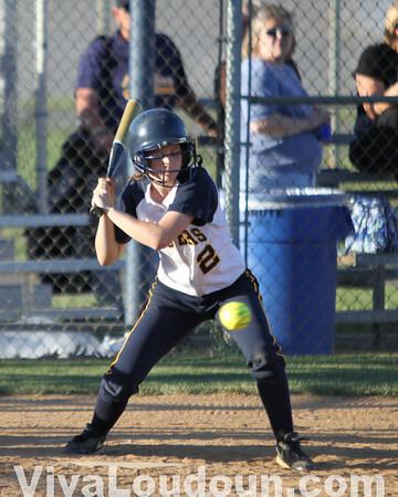 Softball: Briar Woods at Loudoun County - 5.6.10 (by Dan Sousa)