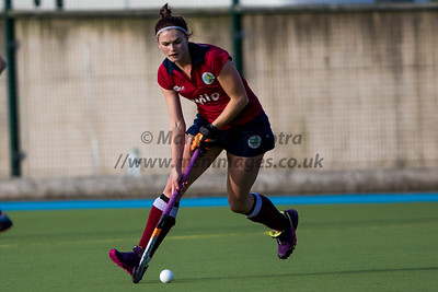Olton Ladies 1st XI vs Gloucester City Ladies 1st XI 19-11-2016