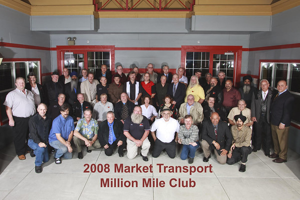 2008 Million Mile Club