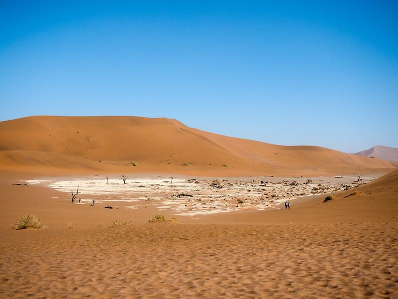 Deadvlei in the Namib Desert