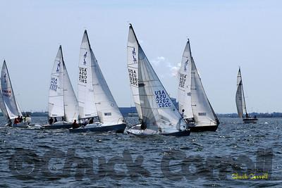 Tampa Sailing Squadron - Sea Scout Regatta 2010 Day One