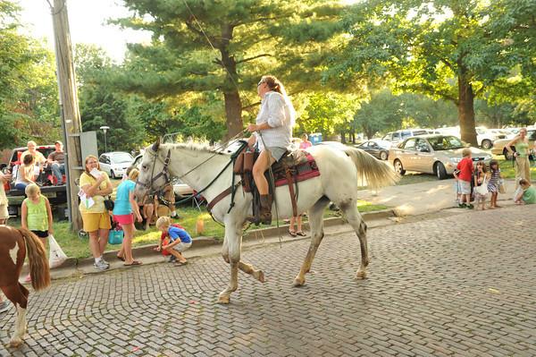 2012 Fall Festival Parade 08-23-12
