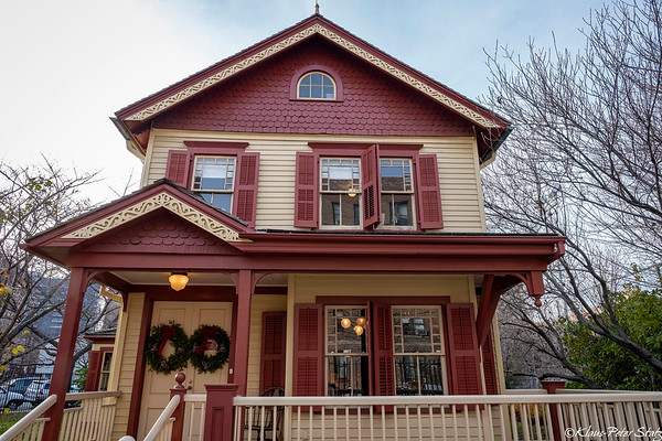 1887 Louis Latimer House