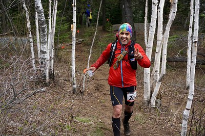 Superior Spring Trail 50K (2017)