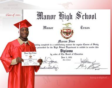 M. Sims Keep it Digital Diploma™