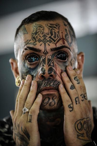 1°  Extrema Tattoo Fest
