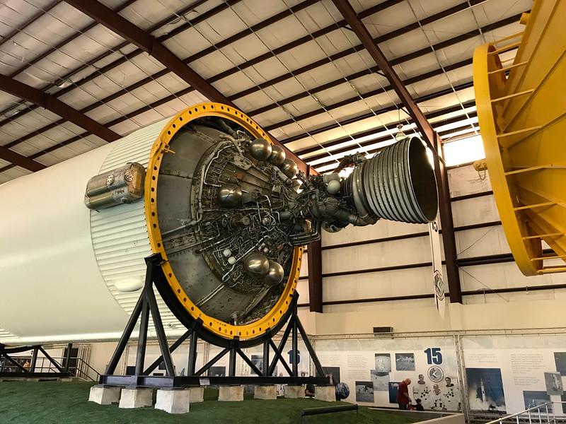 Third Stage Saturn V