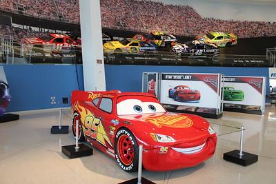 NASCAR Hall of Fame - Charlotte - 1 Nov. '17