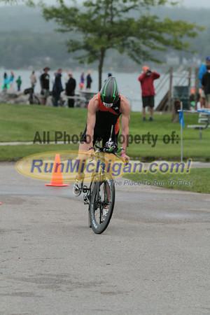 Bike - 2014 Boyne City Triathlon