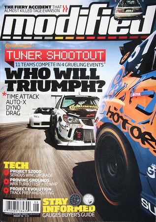 Modified Magazine Shootout 7-2011