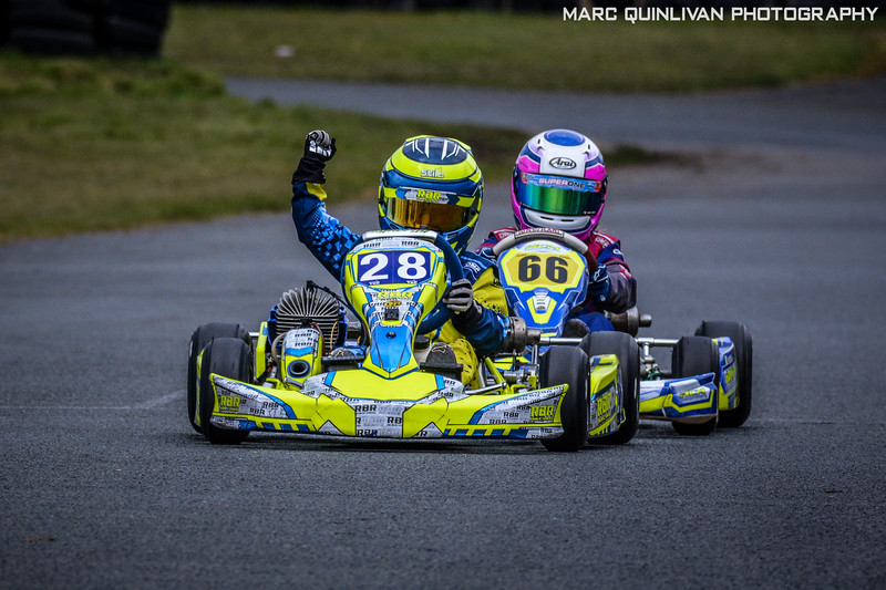 Leinster Karting Club - 2017/18 Winter Championship - Round 5