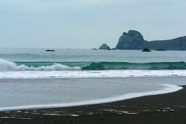 False Klamath Cove