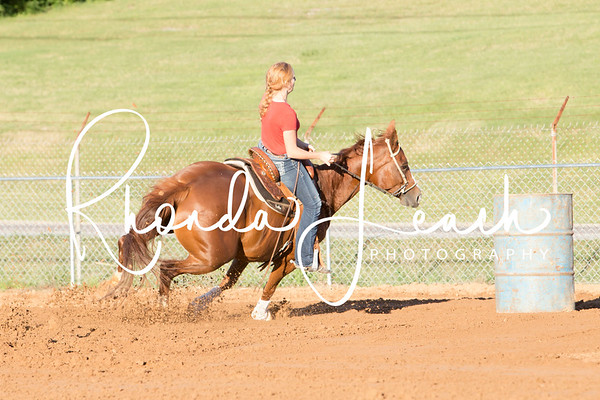 Clinton Barrel Race  8-05-17 Youth