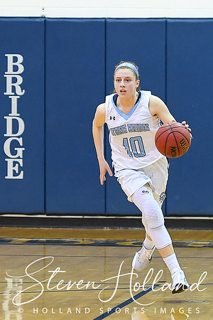 Girls Basketball: Stone Bridge vs Loudoun Valley 2.8.2017 (by Steven Holland)