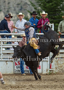 Junior Steer Riding - Ashcroft 2011