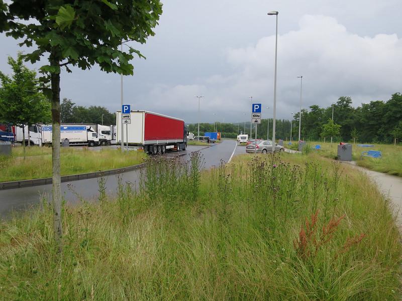 Rastplatz Beverbach, Autobahn A40