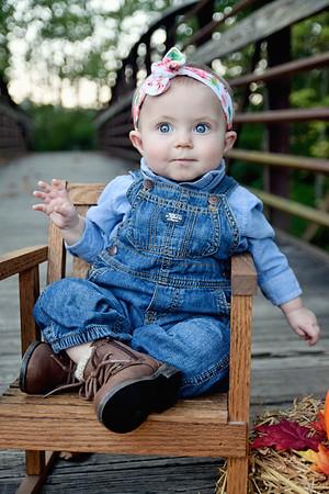Hayden 9 months