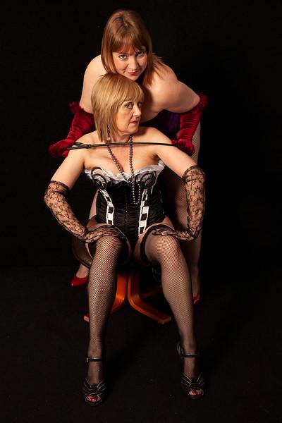 Dee & Karenza 2008