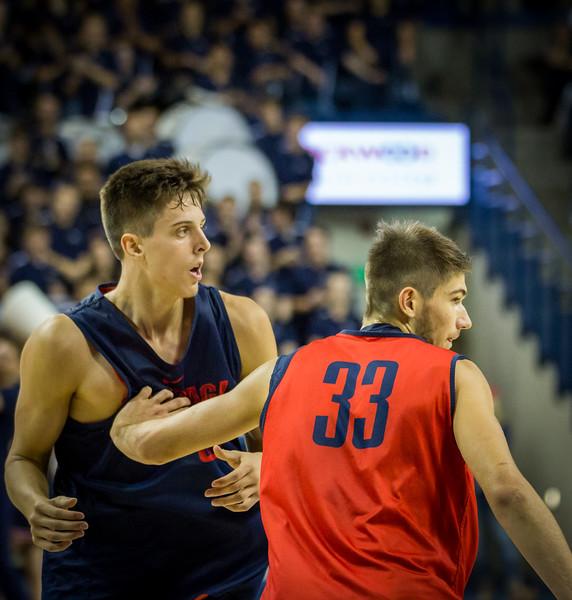 Kraziness in the Kennel 2016- Gonzaga Men's Basketball
