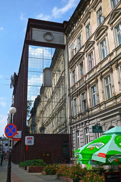 Poznan, Poland - New Reflecting Old