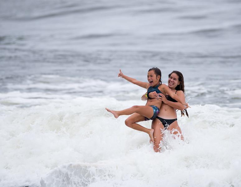Pair Surfing