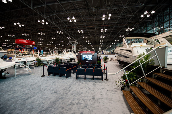 New York Boat Show 2013
