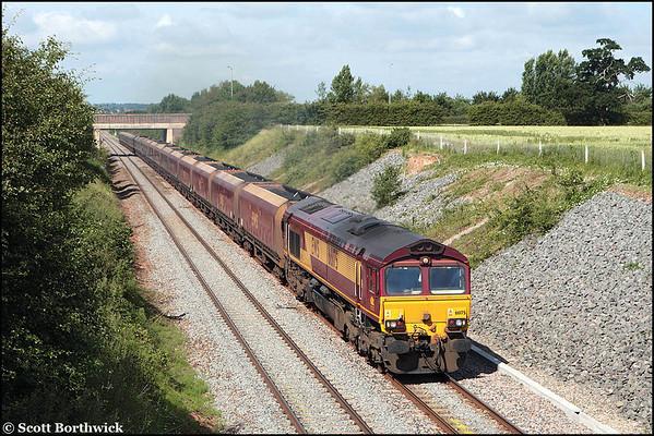 Class 66: DB Schenker