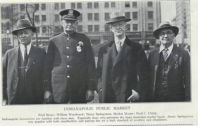 Indianapolis Public Market 1929