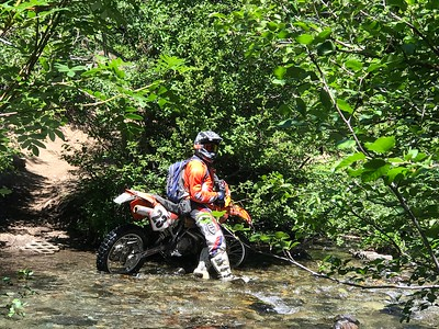 Taneum  Junction to Quartz Mt.  July 1, 2017