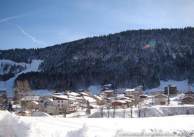 Station de ski de Mijoux