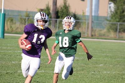 Vikings vs Eagles 10-8-17