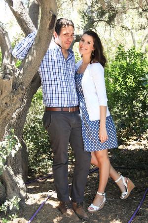 Engagement at Yemin Moshe