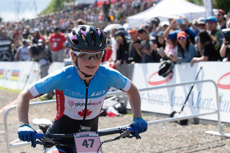 Sandra Walter (Canada)