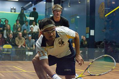 2010-02-06 Parth Sharma (Trinity) and David Funk (Bowdoin)
