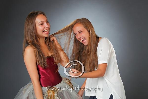 Jessica & Daria