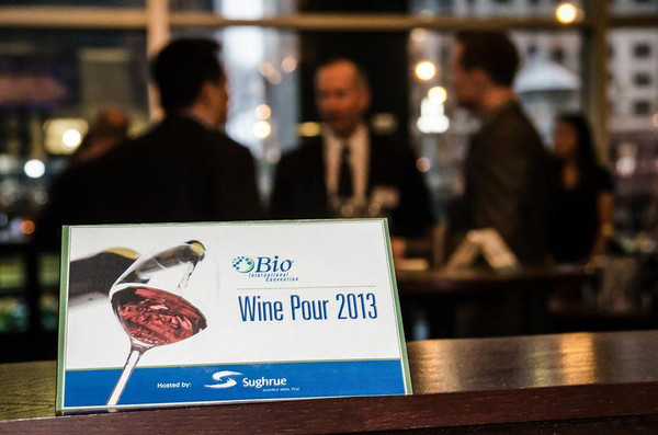 2013 BIO Wine Pour