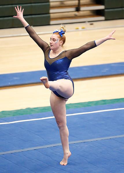 2019 GCC gymnastics meet