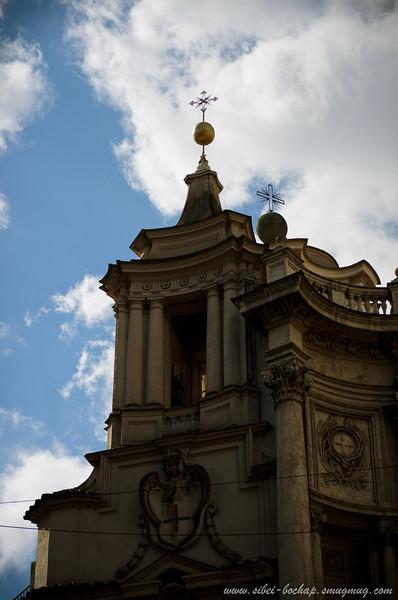 Jalan to Vatican 2011